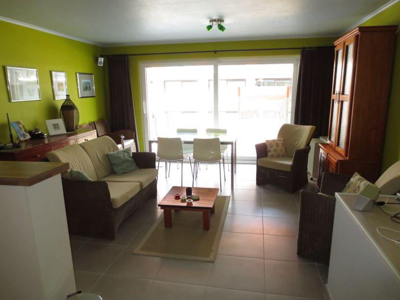 2 slaapkamer appartement met lateraal zeezicht op TOP locatie.